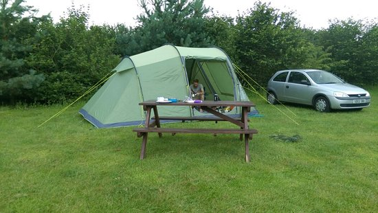 Highfield Farm Accommodation: Caravan / Campsite