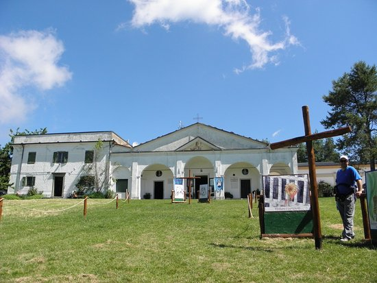 The Sanctuary of Nostra Signora della Guardia