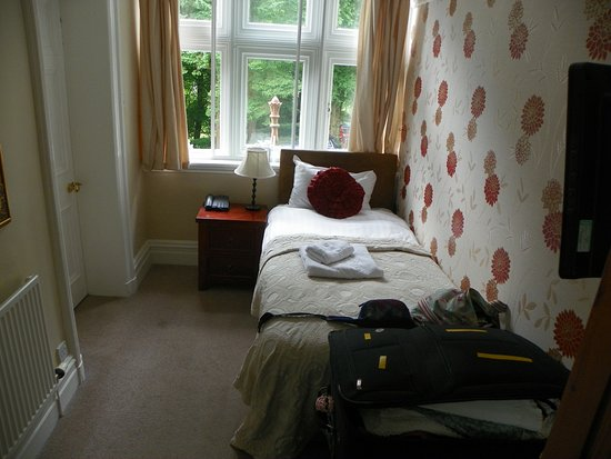 Sawrey, UK: single room