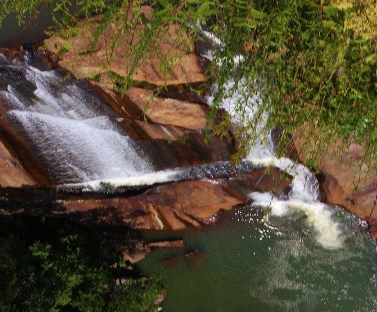 Tallulah Falls, GA: View from the bridge
