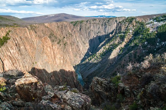 Black Canyon Of The Gunnison National Park, CO: Taken on Uplands Trail