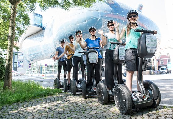 SEGYtours - SEGWAY Touren und Events