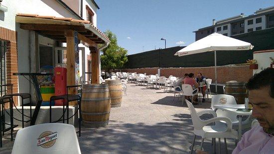 La Terraza Encantada Picture Of La Terraza Encantada
