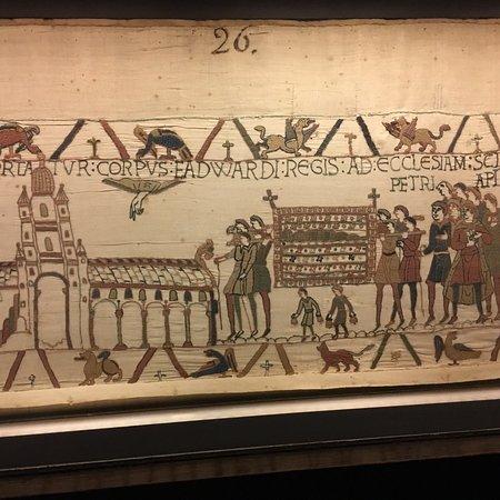 Musée de la Tapisserie de Bayeux: photo4.jpg