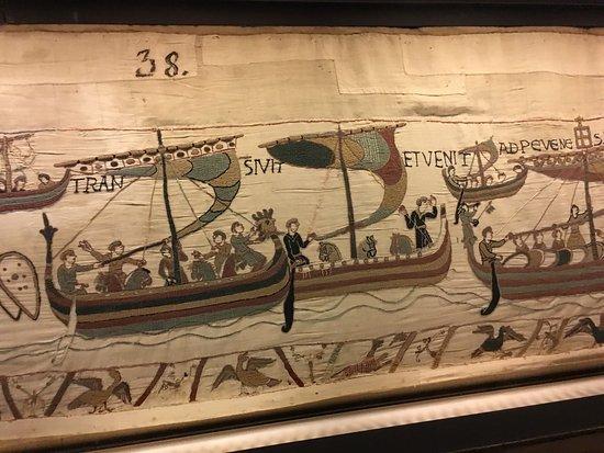 Musée de la Tapisserie de Bayeux: photo5.jpg