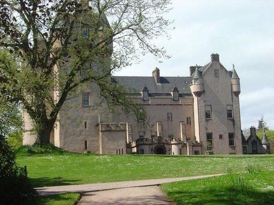 Fyvie, UK: Beautiful castle