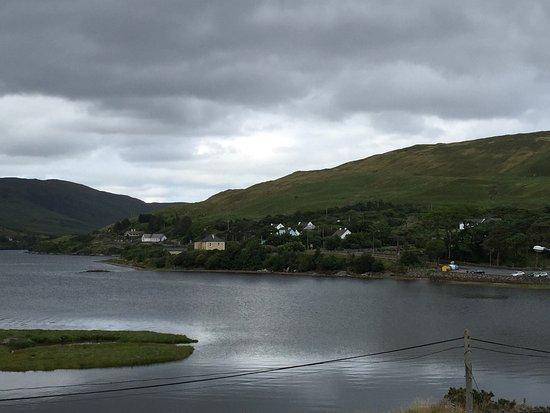 Leenane, أيرلندا: Portfinn Lodge