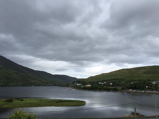 Leenane, Ιρλανδία: Portfinn Lodge