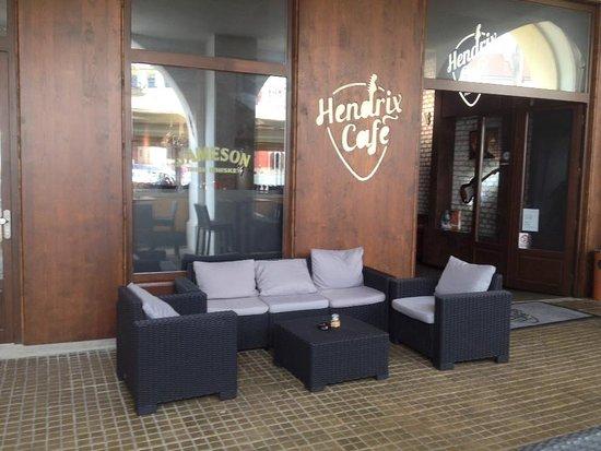 Hradec Kralove, Tsjekkia: Hendrix Cafe Bar
