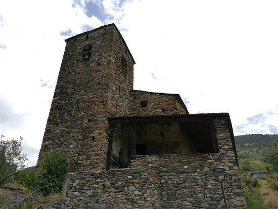 Os de Civis, Spain: Esglesia de Sant Pere