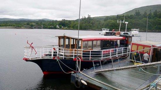 Kenmare, Irland: Seafari Cruises - de boot