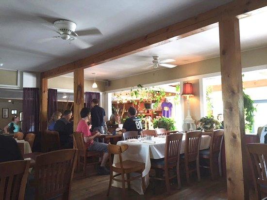 Hector, NY: Stonecat Cafe