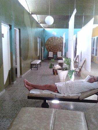 Hotel Termas Pismanta & Spa: Área de descanso