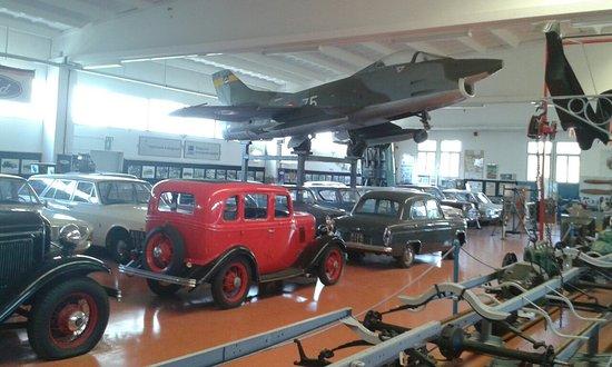 Museo della Ford Paolo Gratton