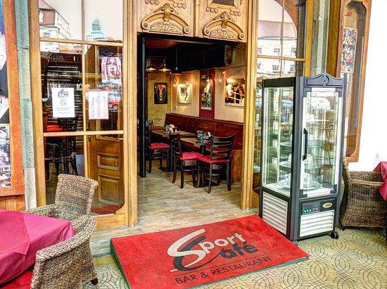 Hradec Kralove, Republika Czeska: Sport Cafe