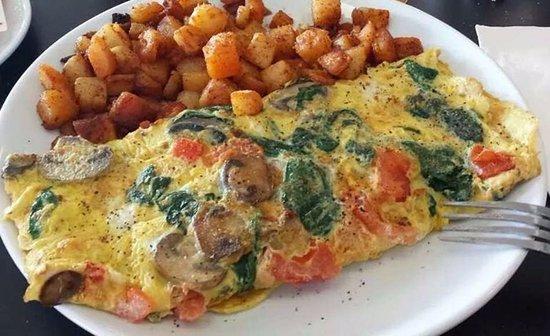 Hamburg, NY: farmes omelette