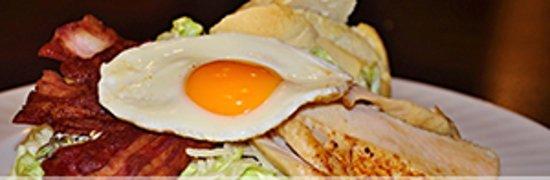 Hradec Kralove, Republika Czeska: Caesar Salad