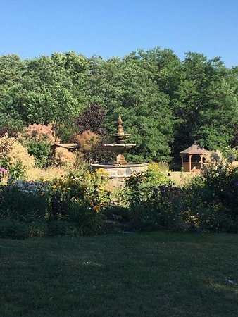Ste. Anne's Spa: Fountain