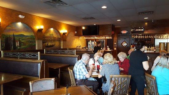 Ocklawaha, Floride : Dining area