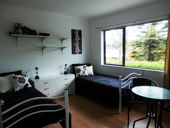 Matamata, New Zealand: Twin Bedroom