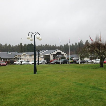 Wairakei Resort Taupo Foto