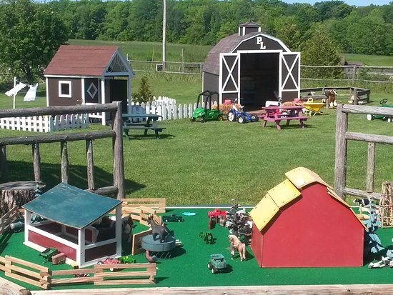 Egg Harbor, WI: Play for all sizes!