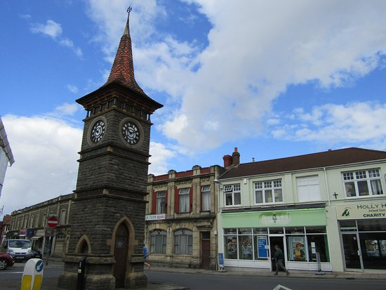 Clevedon Clock Tower