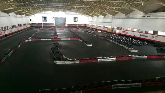 F1 Indoor Karting
