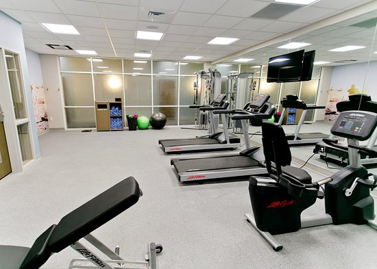 Best Western Premier The Tides Hotel Fitness Center
