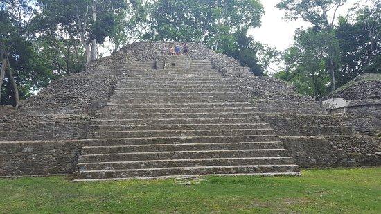Cahal Pech Mayan Ruins & Museum: 20160723_120243_large.jpg