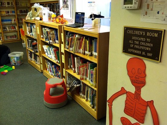Cold Spring, NY: Children's Section