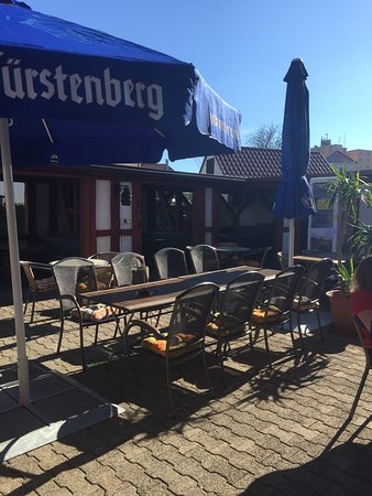 Trossingen, Alemania: Bier & Steakhouse Zum Alten Krug