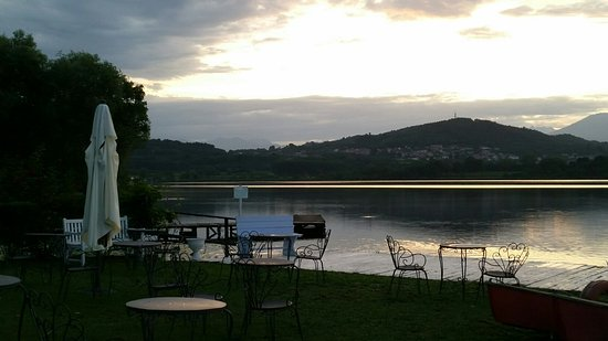 Mazze, Italy: Lago di Candia.