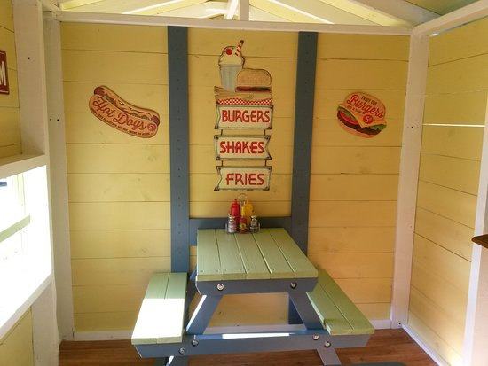 Egg Harbor, WI: The Diner Booth