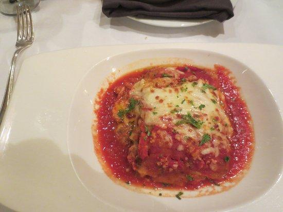 Bacci : lasagna