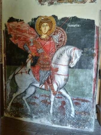 Limassol District, Cyprus: Byzantine painting