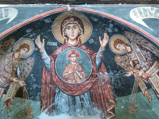 Limassol District, Κύπρος: Byzantine painting