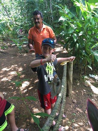 Puerto Jimenez, Κόστα Ρίκα: fishing