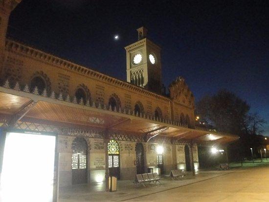 Estación del Ferrocarril: Estación de Toledo
