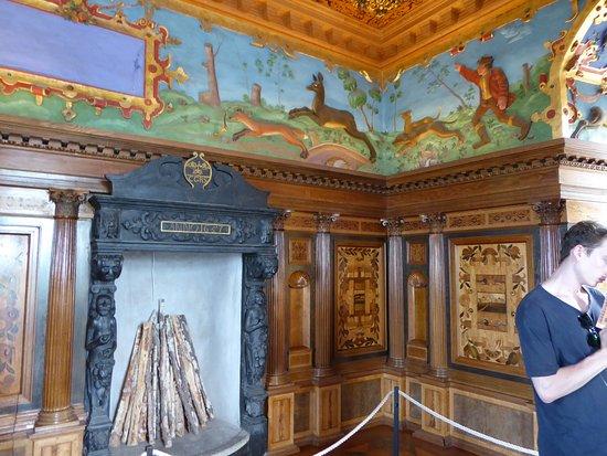 Kalmar, Sweden: Inside The Castle