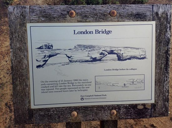 Port Campbell, Australia: London Bridge