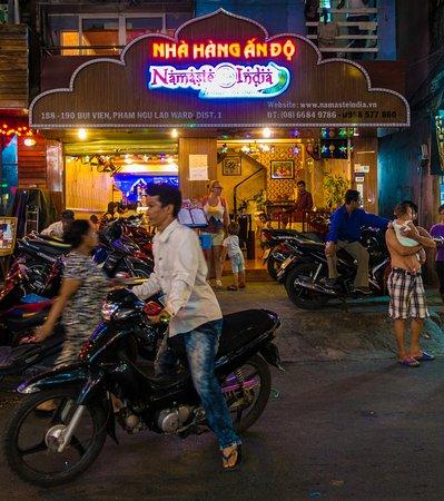 Indian Restaurant In Ho Chi Minh City Vietnam