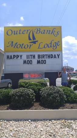 Outer Banks Motor Lodge: 20160723_131843_large.jpg