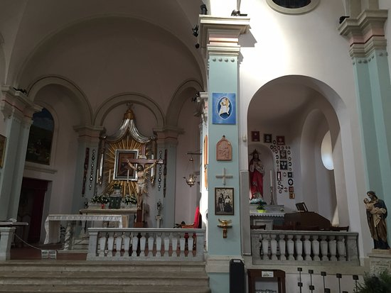 Pancole, Italy: Santuario Maria SS. Madre della Divina Provvidenza