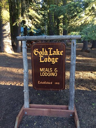 Gold Lake Lodge: photo1.jpg