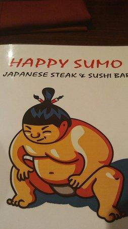 Norcross, Geórgia: Happy Sumo Japanese Restaurant