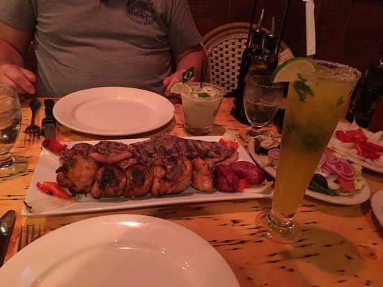 North Bergen, NJ: Brazeiro Churrascaria & Rodizio
