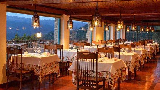 Canicada, Portugal : Antiga sala de jantar