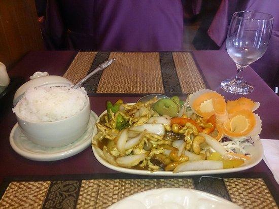 Aiyara asian restaurant 1590 walkley road in ottawa for Aiyara thai cuisine ottawa