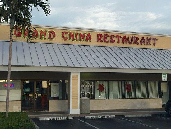 Perrine, FL: Grand China Restaurant